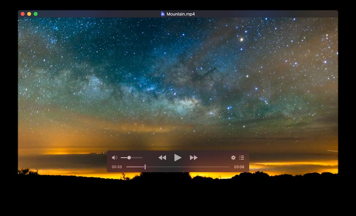 IINA:Mac上开源的视频播放器