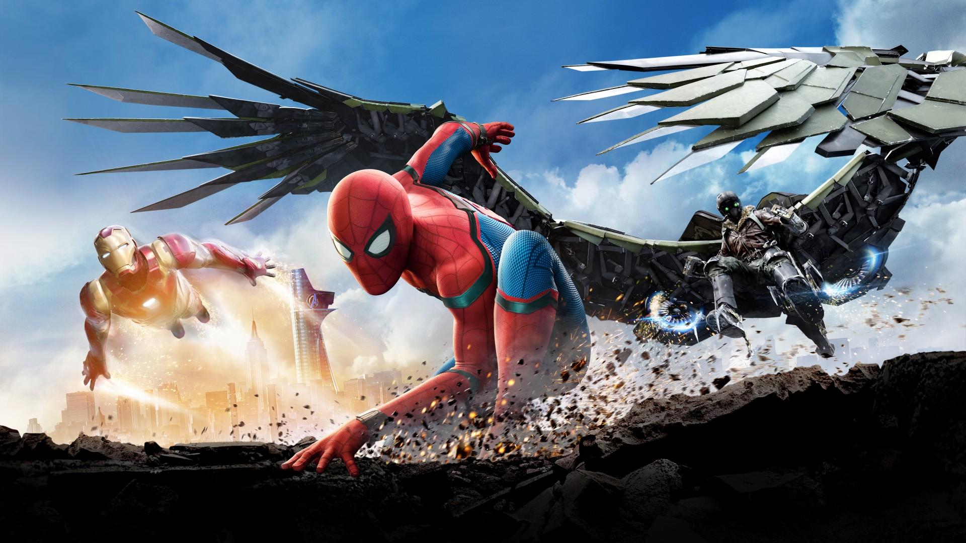 蜘蛛侠:英雄归来720P中字下载
