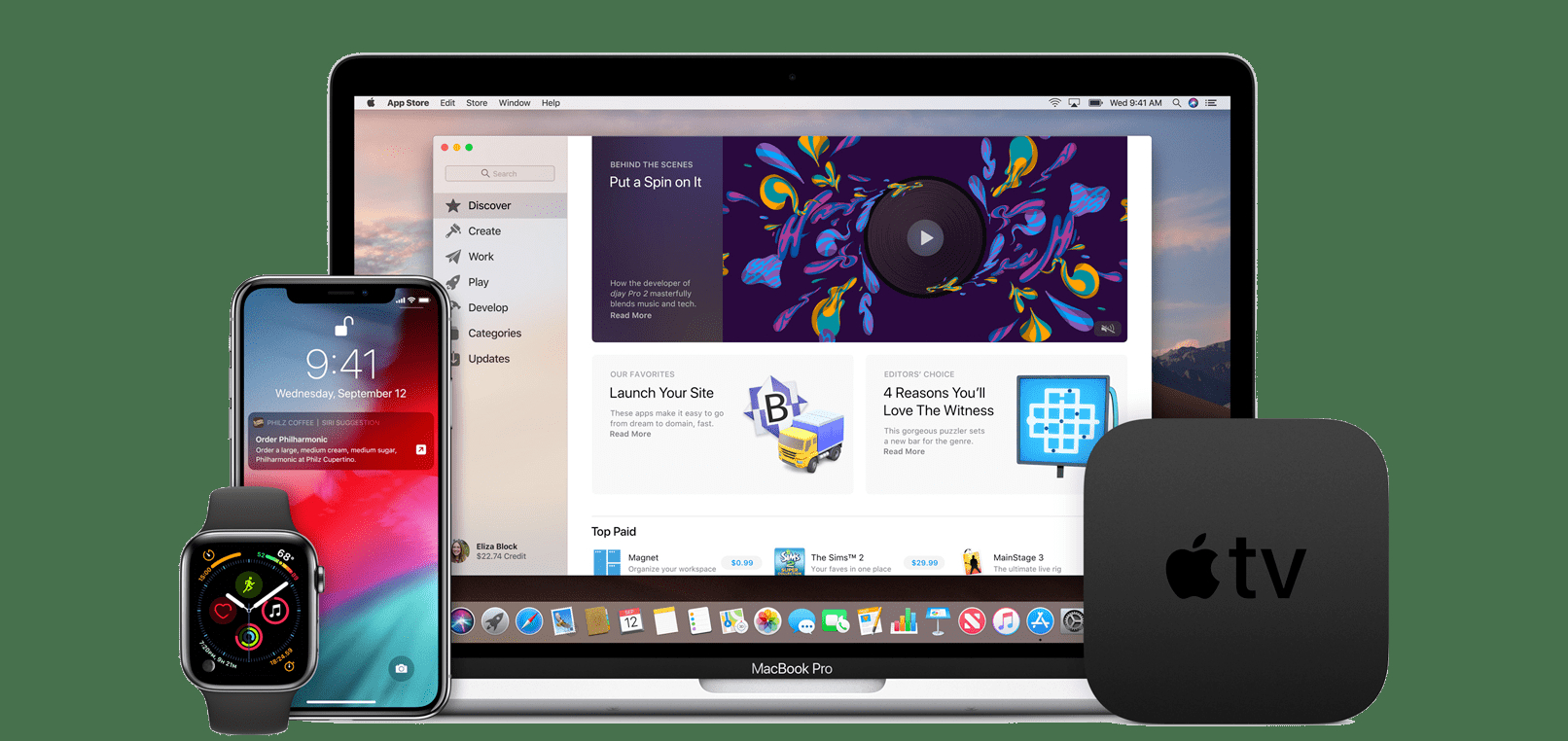 Apple ios/Mac/WatchOS/TVOS 描述文件获取